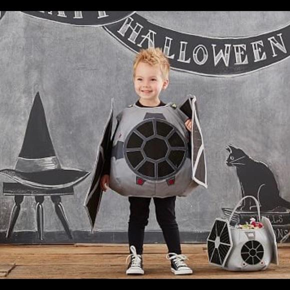 Pottery Barn Kids Other - Pottery barn kids kids stars wars costume 3t